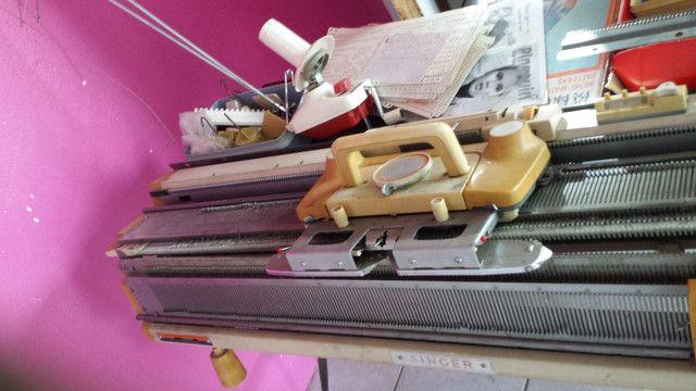Máquina de tricô  - Foto 3