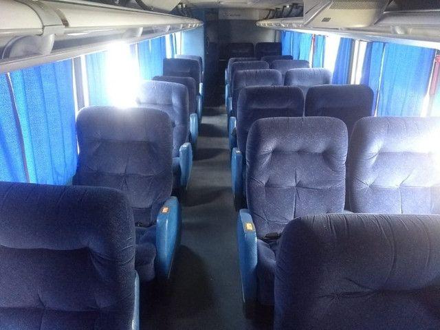 Ônibus G6 1050 Com Ar Leito Cama MB 0400 360cv Ideal P Banda - Foto 8