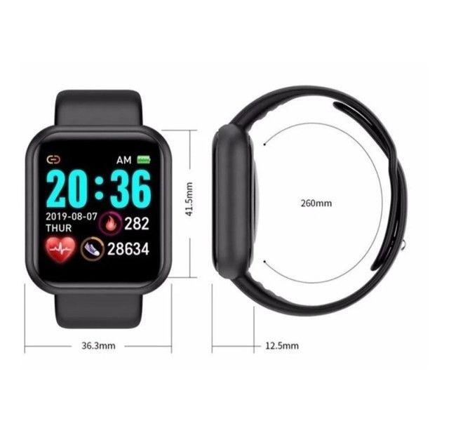 Relógio Inteligente Smartwatch D20 **12x sem juros** - Foto 3