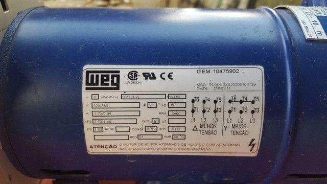 Kit inversor abb 355 mais bomba d'água centrífuga - Foto 2