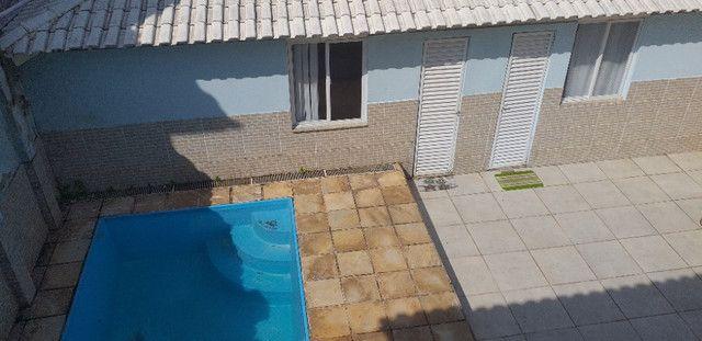 Casa 5 qtos com piscina frente para Praia - Foto 12