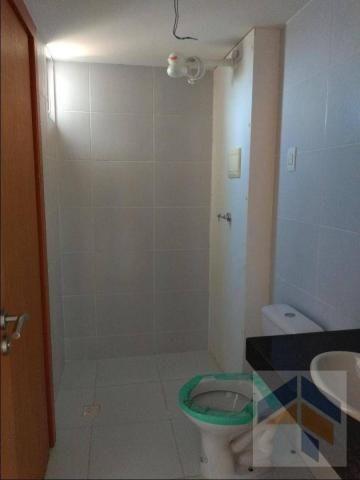 Apartamento com 3 dormitórios à venda, 112 m² por R$ 485.000,00 - Bessa - João Pessoa/PB - Foto 10