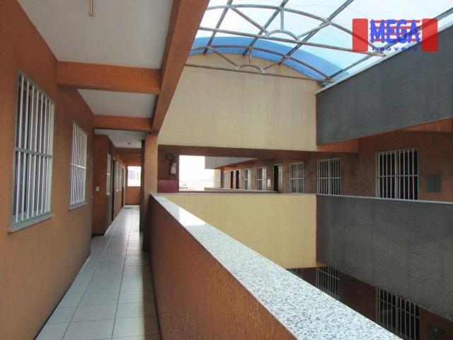 Apartamento com 2 quartos para alugar, na Av. Jovita Feitosa - Foto 2