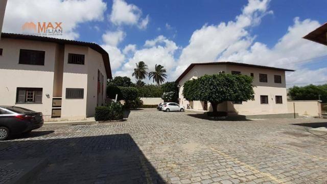 Praia Mansa Residencial, apartamento térreo, Cambeba, - Foto 16