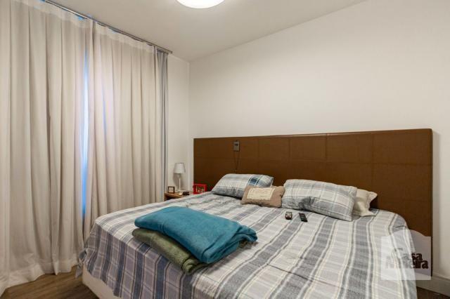 Apartamento à venda com 4 dormitórios em Paquetá, Belo horizonte cod:272859 - Foto 5