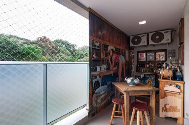 Apartamento à venda com 4 dormitórios em Paquetá, Belo horizonte cod:272859 - Foto 4