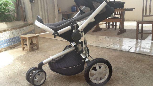 Vende-se carrinho de passeio de bebê ( EM PATOS DE MINAS) - Foto 2