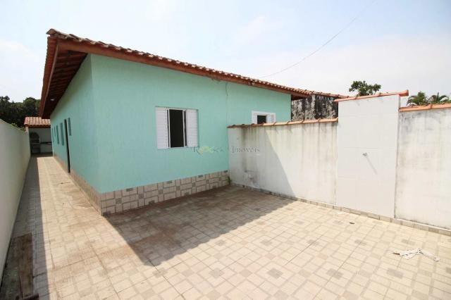 Casa à venda com 2 dormitórios em Balneário tupy, Itanhaém cod:91