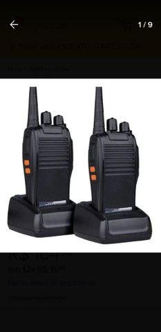 Rádio comunicador transmissor 777s loja Jk