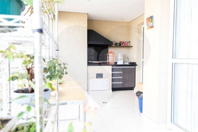 Apartamento à venda com 3 dormitórios em Planalto, São bernardo do campo cod:170-IM488419 - Foto 5