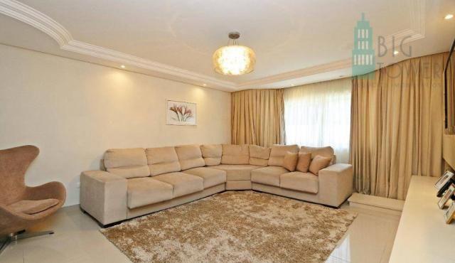 Casa com 3 dormitórios Cond. Fechado à venda, 180 m² - Fazendinha - Curitiba/PR - Foto 5