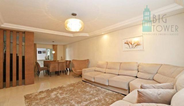Casa com 3 dormitórios Cond. Fechado à venda, 180 m² - Fazendinha - Curitiba/PR - Foto 8