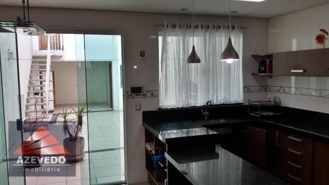 Casa à venda com 4 dormitórios em Vila nossa senhora das vitorias, Mauá cod:4926 - Foto 9
