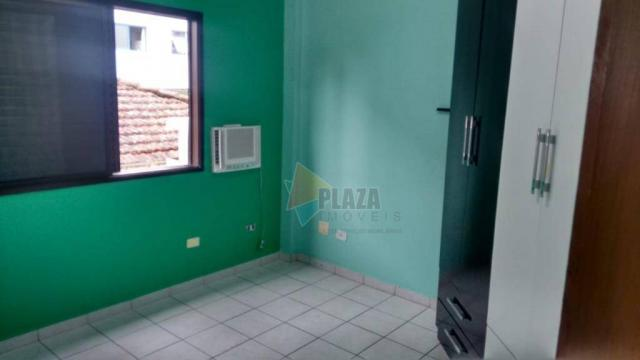 Apartamento com 1 dormitório à venda, 44 m² por r$ 0 - boqueirão - praia grande/sp