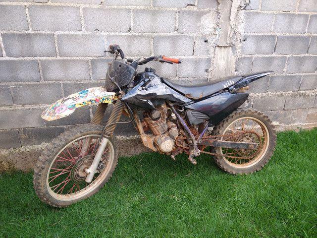 Vendo ou troco preferência em moto - Foto 4