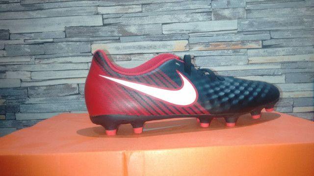 Chuteira Campo Nike Magista Onda II - Foto 2