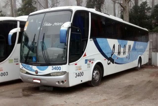 Ônibus G6 Marcopolo Paradiso 1200 - Foto 2
