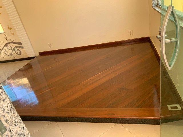 Vendo excelente casa de 3 quartos com piscina em condomínio fechado no Fundão - Foto 6