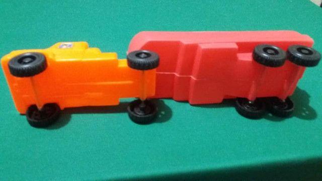 Caminhão volvo tanque plastico bolha - Foto 3