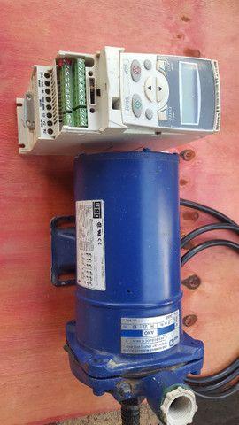 Kit inversor abb 355 mais bomba d'água centrífuga - Foto 3