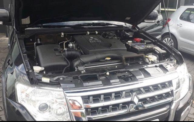 Pajeiro Full 4X4 Diesel HPE 3.2 ( Impecável ) - Foto 8