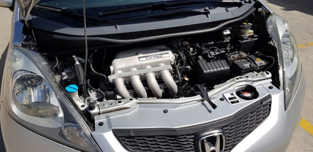 Honda Fit LX 1.4 Automatico 2010 - Foto 9