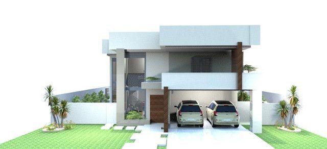 Casa com 3 suítes em condomínio (TR56393) MKT
