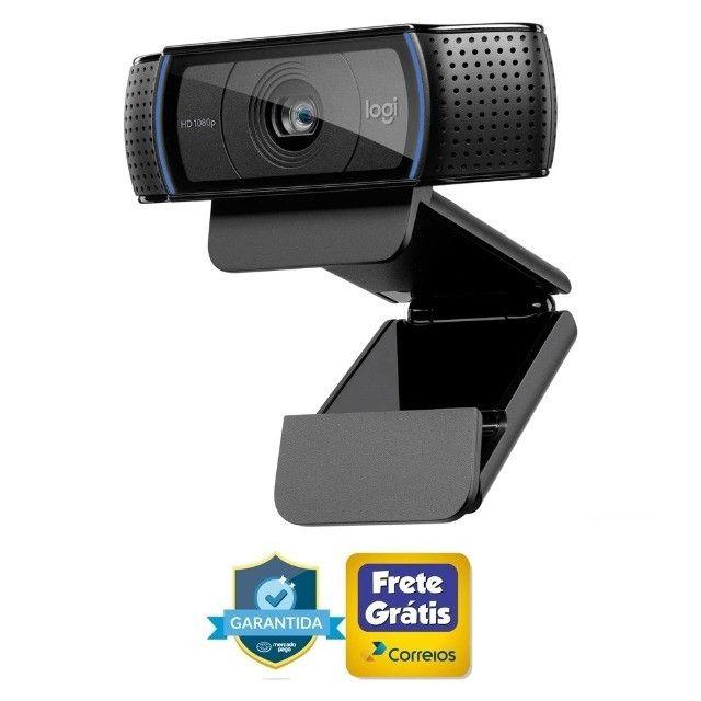 Webcam Logitech C920 Hd Full Hd 1080p (Ac cartoes)
