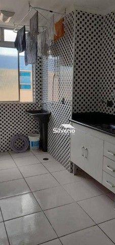 Apartamento com 2 dormitórios à venda, 45 m² por R$ 155.000,00 - Vila Industrial - São Jos - Foto 2