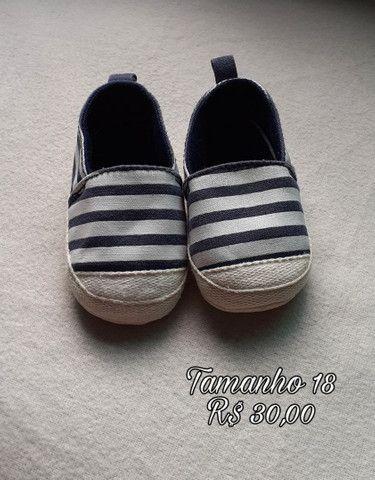 Desapego sapatos menino - Foto 3