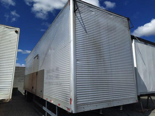 Furgão Baú Carga Seca Truck (Cód. 55) - Foto 2