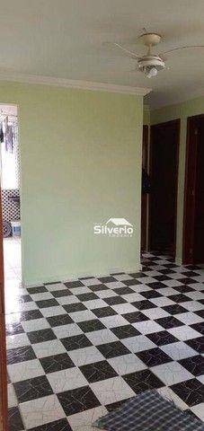 Apartamento com 2 dormitórios à venda, 45 m² por R$ 155.000,00 - Vila Industrial - São Jos - Foto 10
