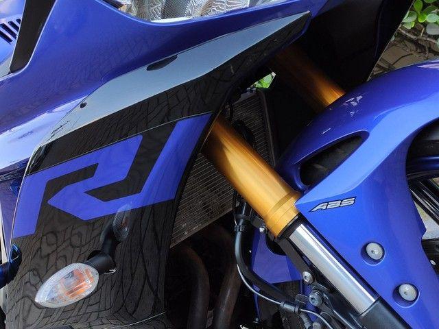 Yamaha R3 2020 2.200km ( anúncio real ) - Foto 9