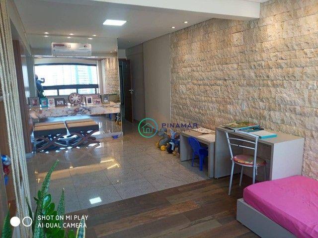 Apartamento com 3 dormitórios à venda, 179 m² por R$ 810.000,00 - Setor Bueno - Goiânia/GO - Foto 6