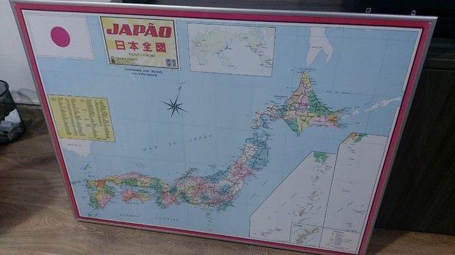 vendo mapa do japão - Foto 2