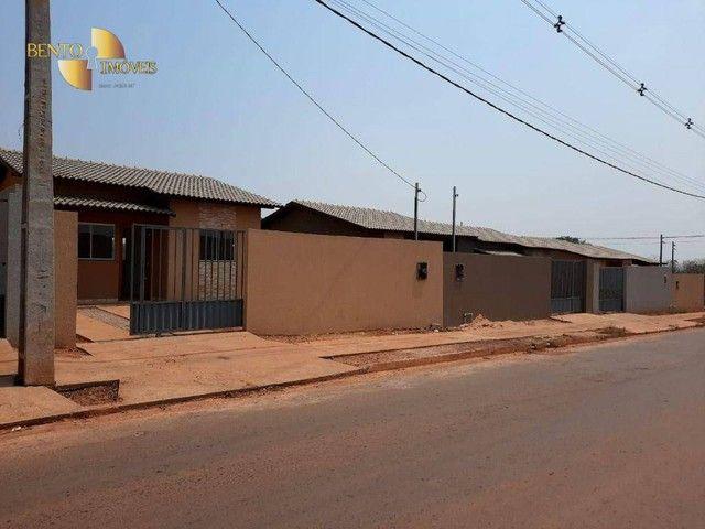 Casa com 2 dormitórios à venda, 64 m² por R$ 172.000 - Jardim Glória l - Várzea Grande/MT - Foto 7