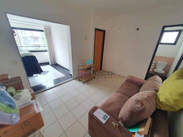 Apartamento com 1 dormitório à venda, 47 m² por R$ 320.000 - Jardim Aquarius - São José do
