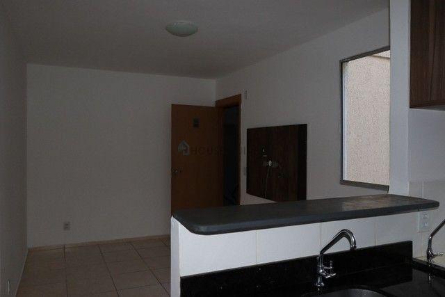 Apartamento No Condomínio Parque Chapada do Mirante