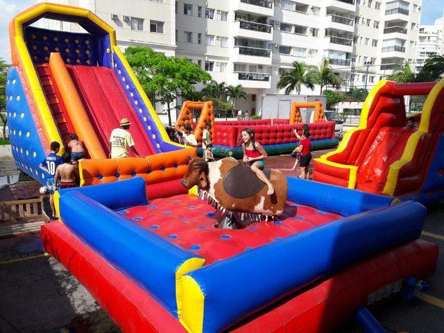 Aluguel de touro mecânico para eventos - Foto 3