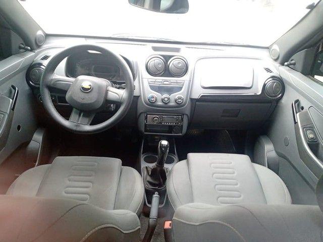 Chevrolet MONTANA 1.4 LS 8V FLEX 2P MANUAL  - Foto 5