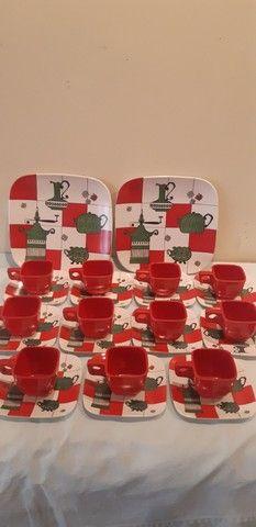 Conjunto para cafezinho  - Foto 4