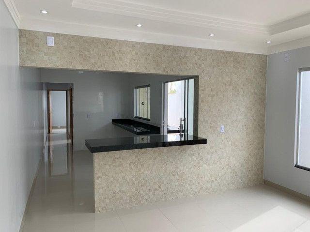 Veja que casa linda de 3 quartos em Aparecida de Goiânia  - Foto 10