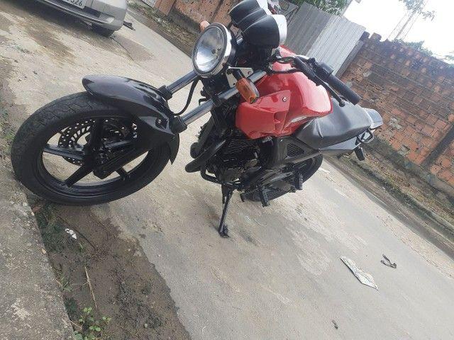 Pra hoje vendo moto Boa 3000 - Foto 4