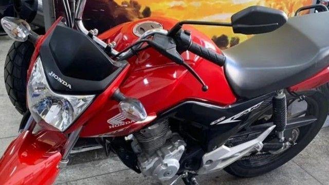 Honda Cg fan flex 160 2020 impecável - Foto 2