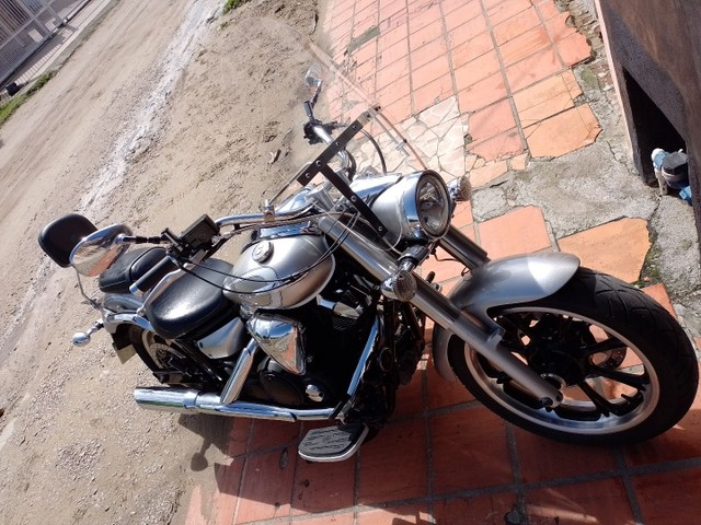 Yamaha Midnight star  Xvs 950cc  - Foto 2