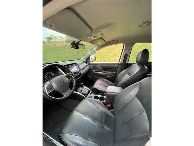 Mitsubishi L200 triton  2019 2.4 16v turbo diesel sport hpe-s cd 4p 4x4 automático - Foto 7