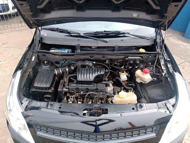 Chevrolet MONTANA 1.4 LS 8V FLEX 2P MANUAL  - Foto 9