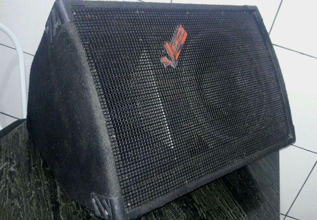 Caixa De Som Leacs Vtx 300 - Ativa - 300 W - Retirar Em Mãos - Foto 2