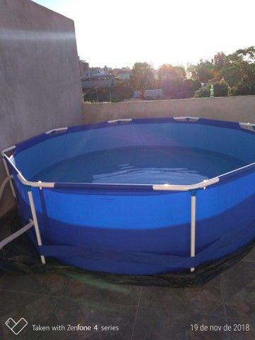 Doação de piscina