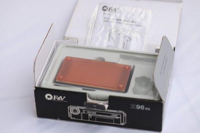 Iluminador Led Z 96 Para Câmeras DSLR para Vídeo e Fotografias. - Foto 3